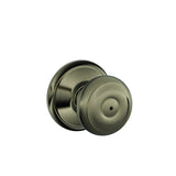Schlage F40 Georgian Privacy Knob