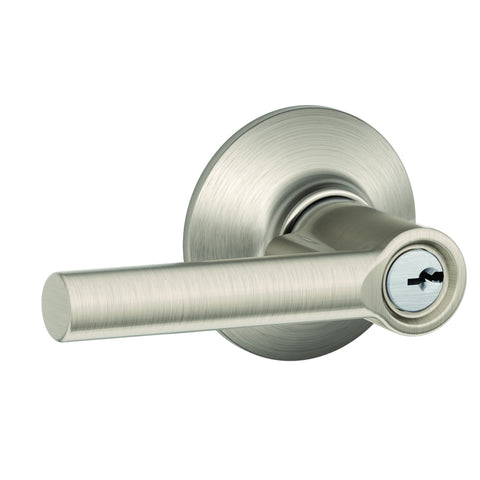 Schlage F51A Broadway Entrance Lever