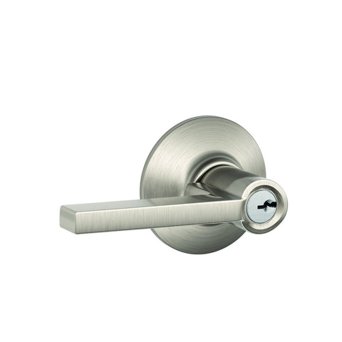 Schlage F51A Latitude Entrance Lever