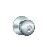 Schlage F51A Plymouth Entrance Knob