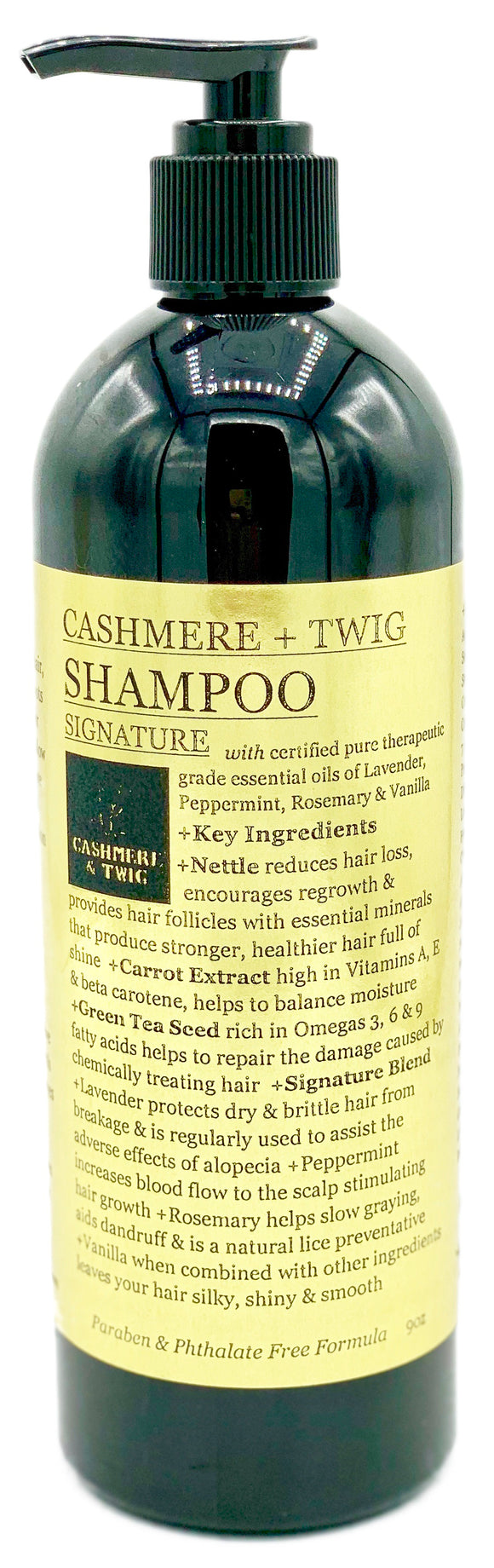 Signature Shampoo 18oz  -  $32