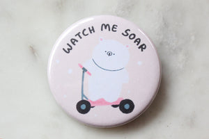 Watch Me Soar Magnet