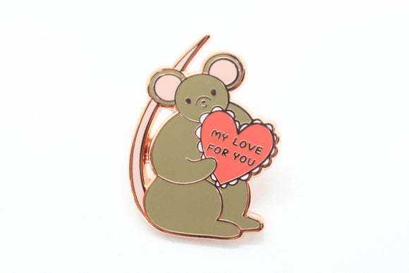 My Love For You Mouse Pin