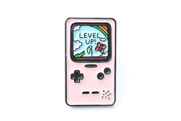Level Up Pin