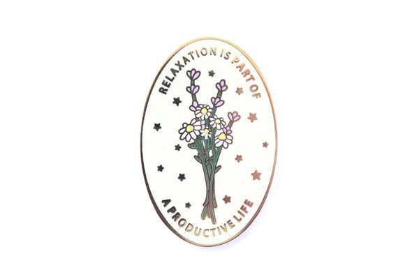 Relaxation Pin
