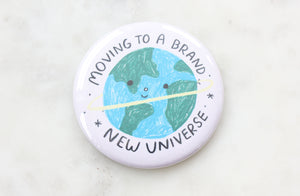 Brand New Universe Magnet