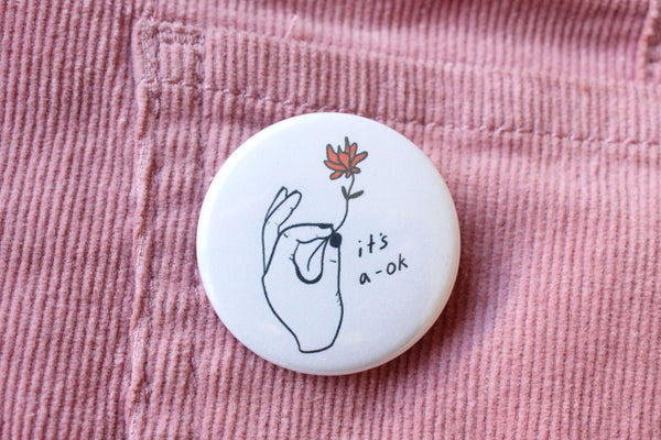 A-Ok Button