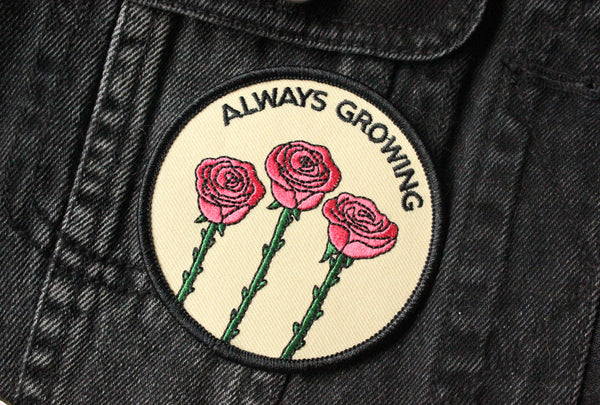 Always Growing Patch