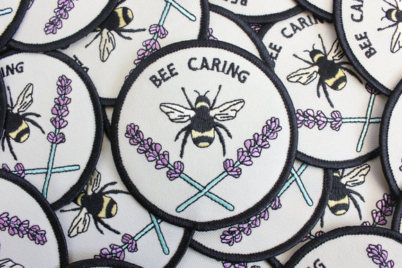 Bee Caring Patch