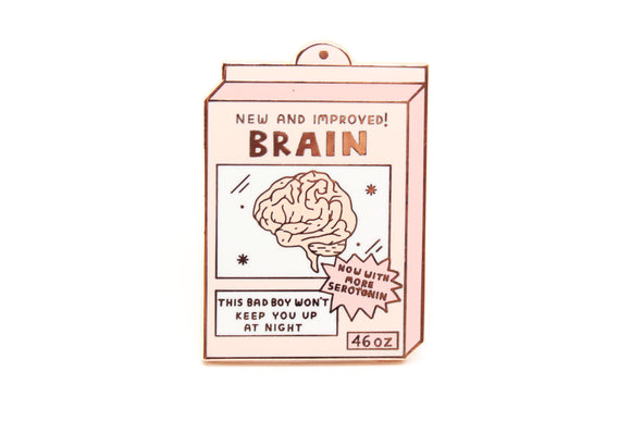 New Brain Pin