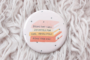 Books I Will Read Button