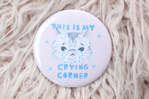 Crying Corner Button