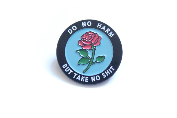 PREORDER Do No Harm Pin