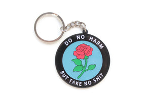 Do No Harm Keychain