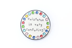Existence Pin