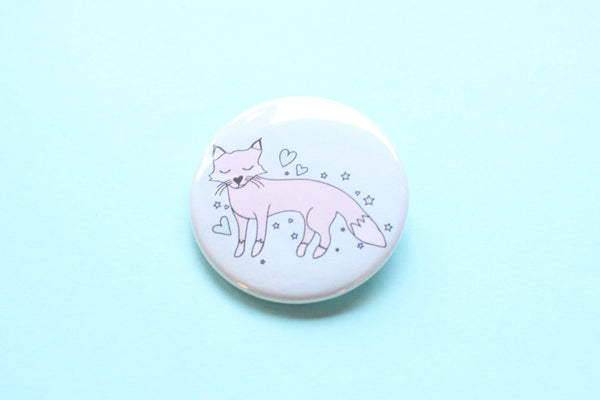 Fox Button