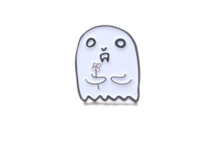Tender Ghost Pin