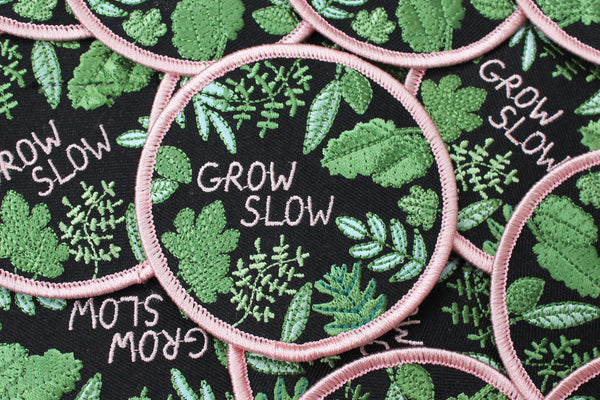 Grow Slow Patch