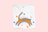 Leap Through The Bullshit Tiger Tee