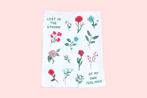 Lost In The Garden Tee