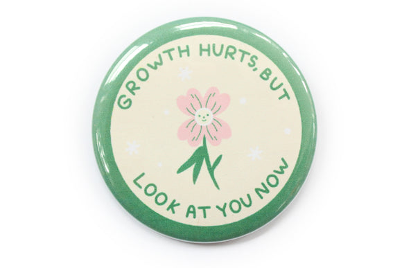 Growth Hurts Magnet