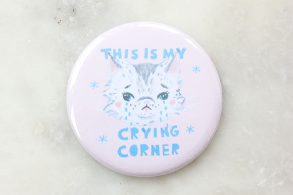 Crying Corner Magnet