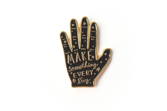 Make Something Every Day Pin