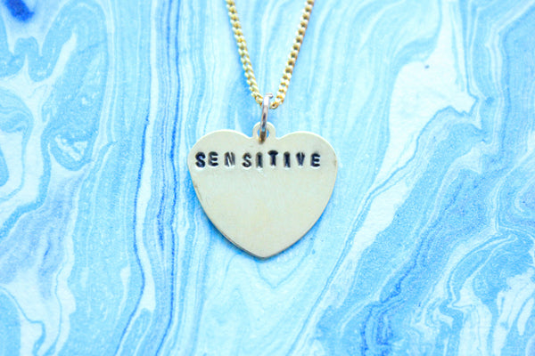 Sensitive Necklace
