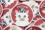 Yeehaw Kitten Patch