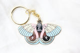 Seek Light Keychain Pink