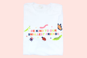 Smallest Friends Bug Tee