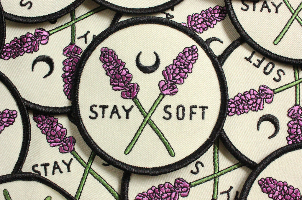 Stay Soft Patch