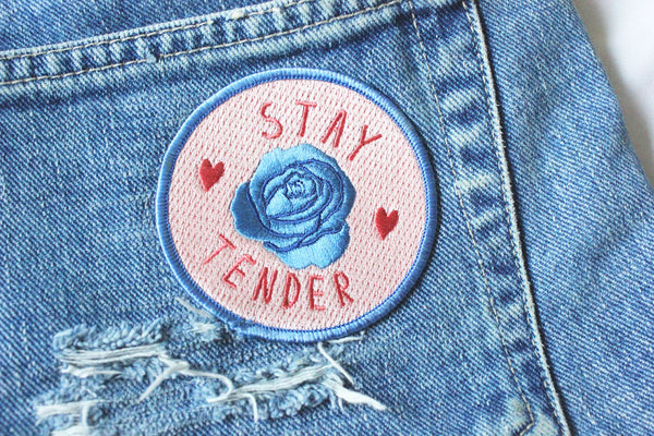 Stay Tender Patch