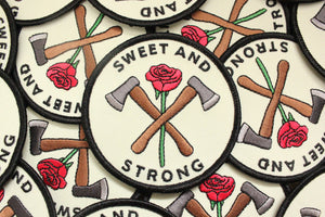 Sweet and Strong Patch