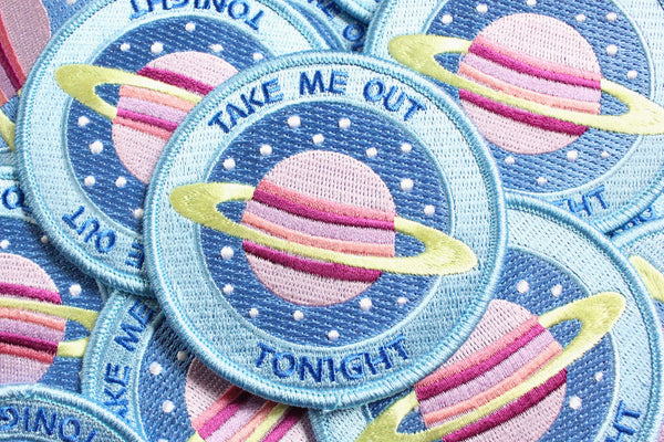 Take Me Out Patch