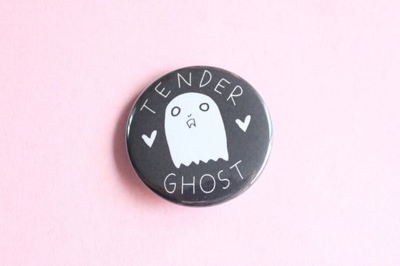 Tender Ghost Button