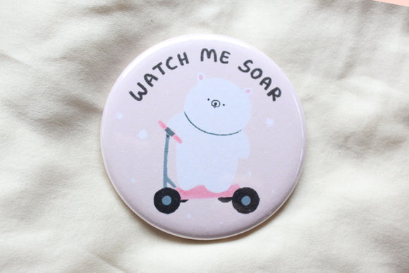 Watch Me Soar Button