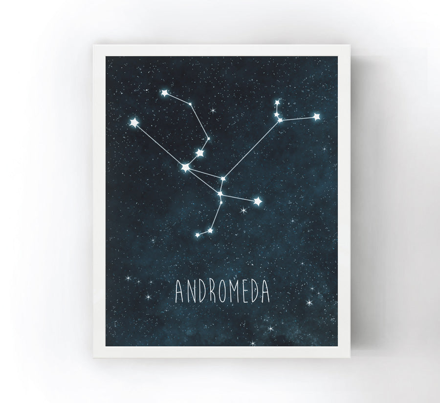 Andromeda Constellation