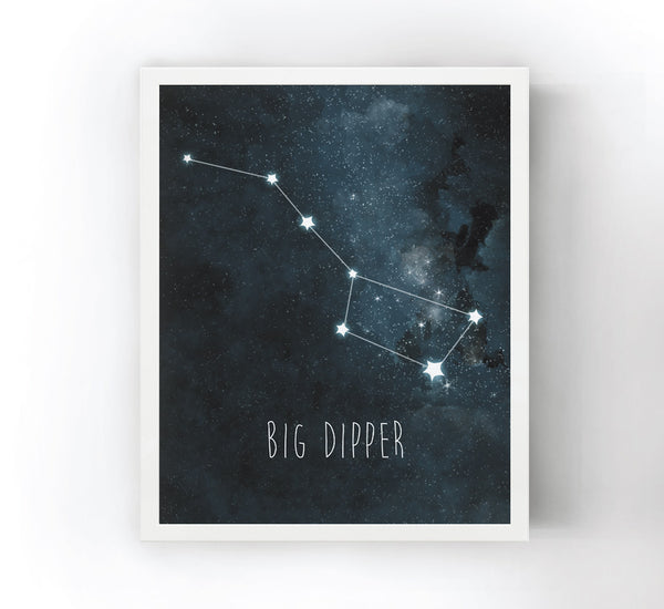 Big Dipper Constellation