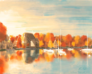 Lake Harriet Art Print