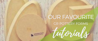 Our Favourite GR Pottery Forms Tutorials