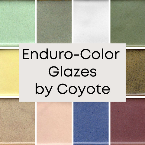Enduro-Color Glazes