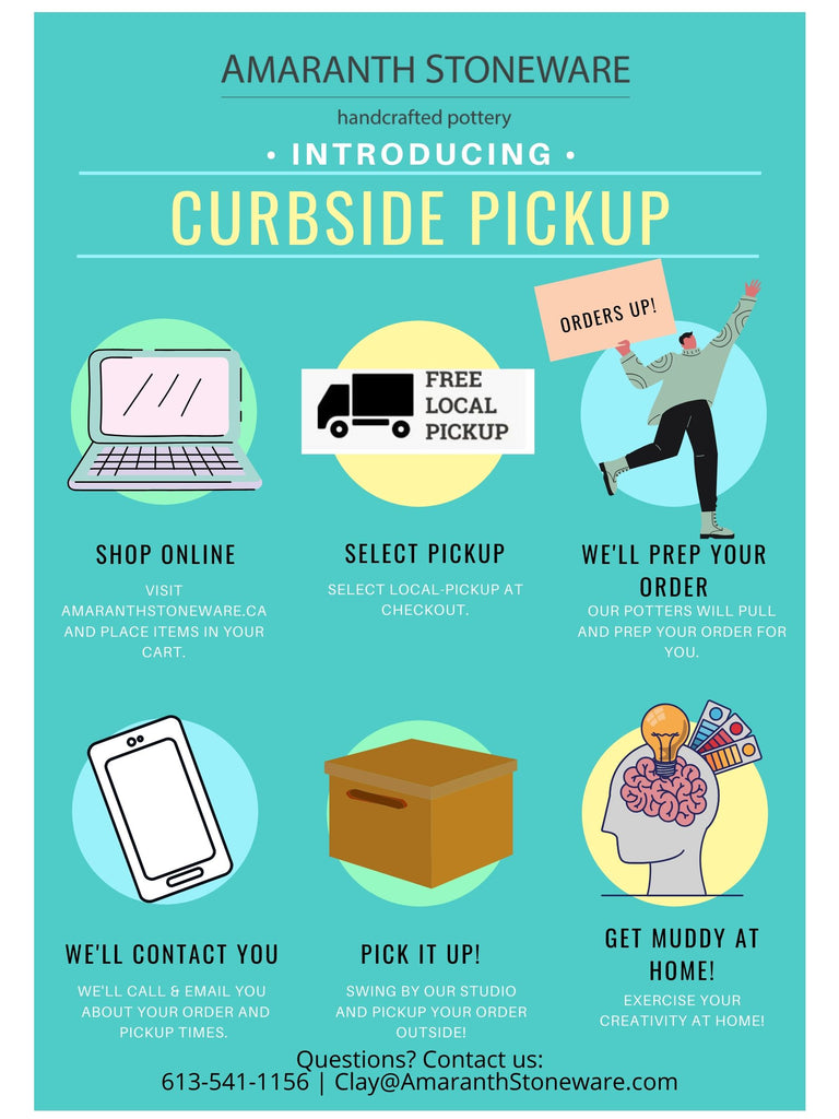 Curb-Side Pickup Available