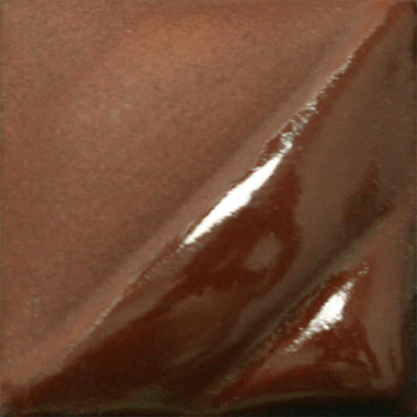 Red Brown Velvet Underglaze by Amaco - Amaranth Stoneware Canada