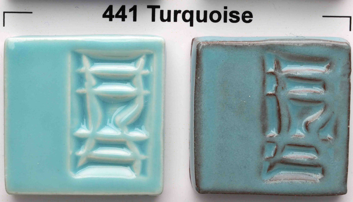 Turquoise (441) Gloss Glaze by Opulence