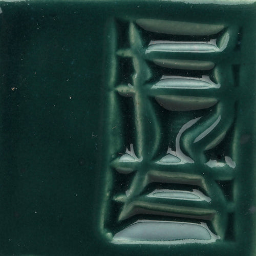 Dark Spruce Green (447) Gloss Glaze by Opulence
