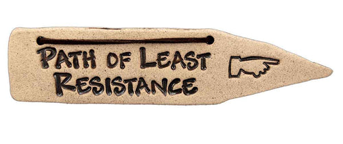 Path Of Least Resistance - Amaranth Stoneware Canada