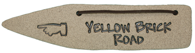 Yellow Brick Road - Amaranth Stoneware Canada