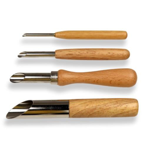 Hole Cutter Set (4 pc) - Amaranth Stoneware Canada