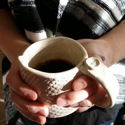 Sweater Mugs Workshop